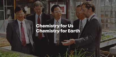 Chemistry for Us, Chemistry for Earth